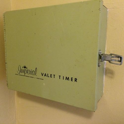 Our old sprinkler controller | rainerlife.com