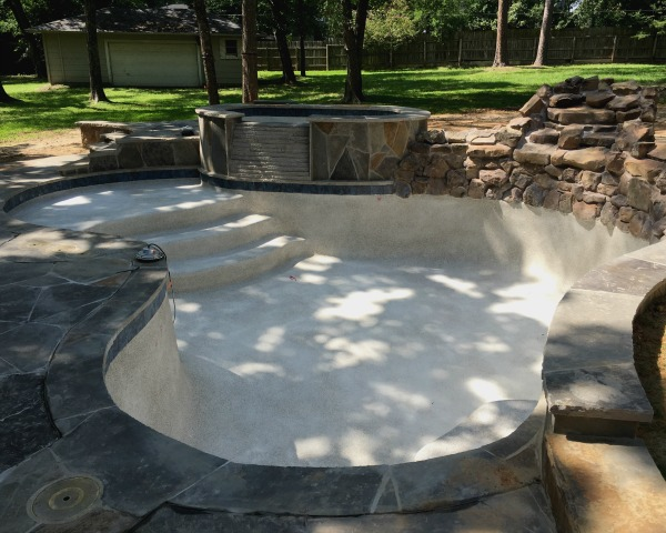 Pool Plaster | rainerlife.com