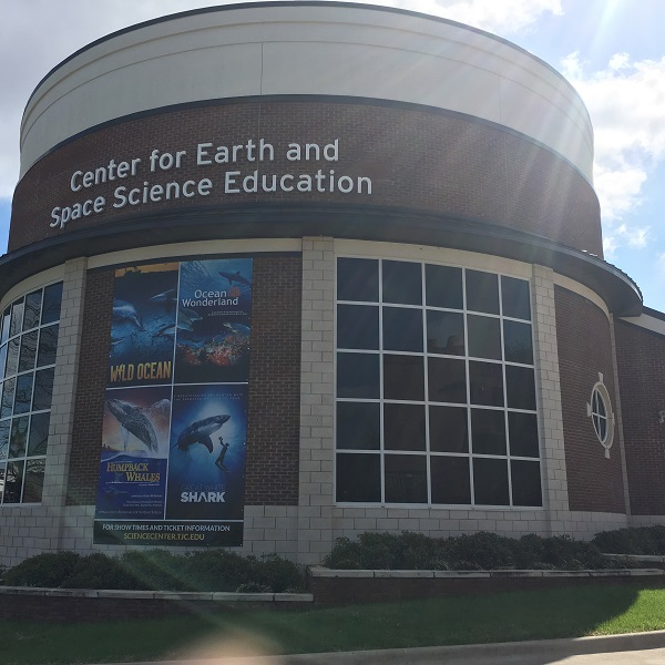 Center for Earth & Space Science Education | rainerlife.com