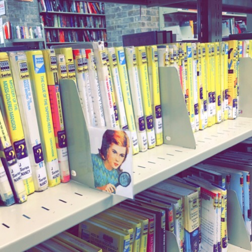 Nancy Drew books | rainerlife.com