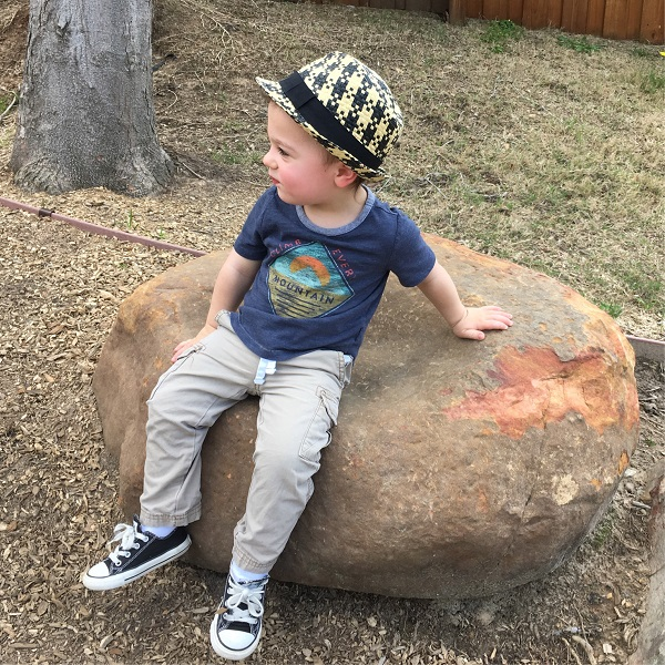 Gavin at the park | rainerlife.com