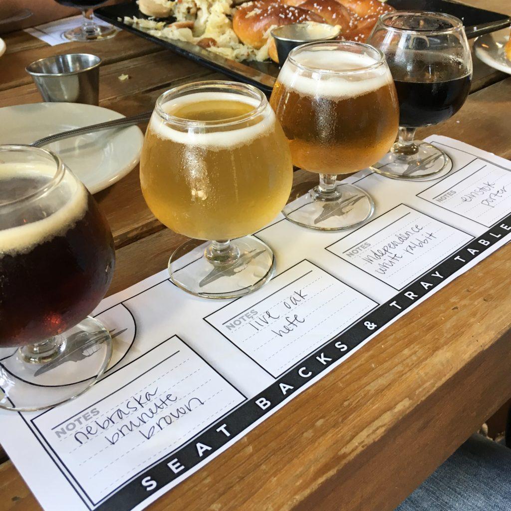 Beer Tasting | rainerlife.com
