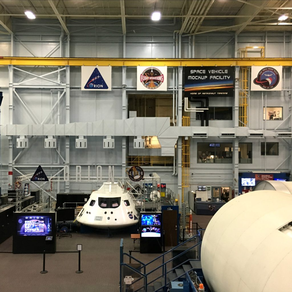 Building 9 at NASA Johnson Space Center | rainerlife.com