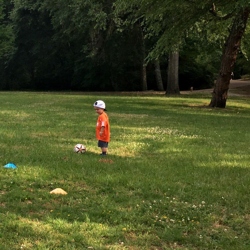 Gavin at soccer   rainerlife.com