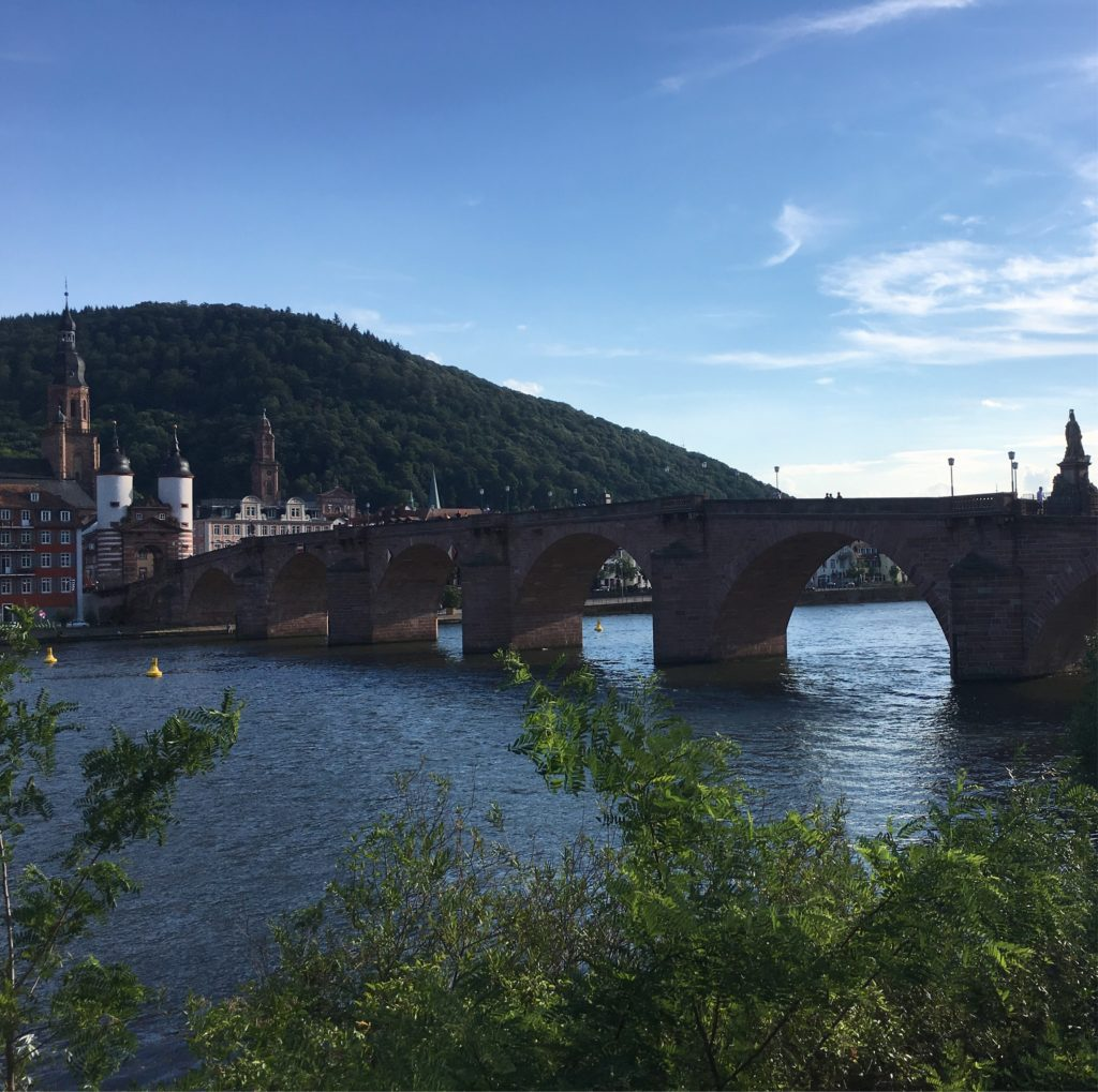 The Old Bridge (Alte Brücke) {Heidelberg, Germany} | rainerlife.com