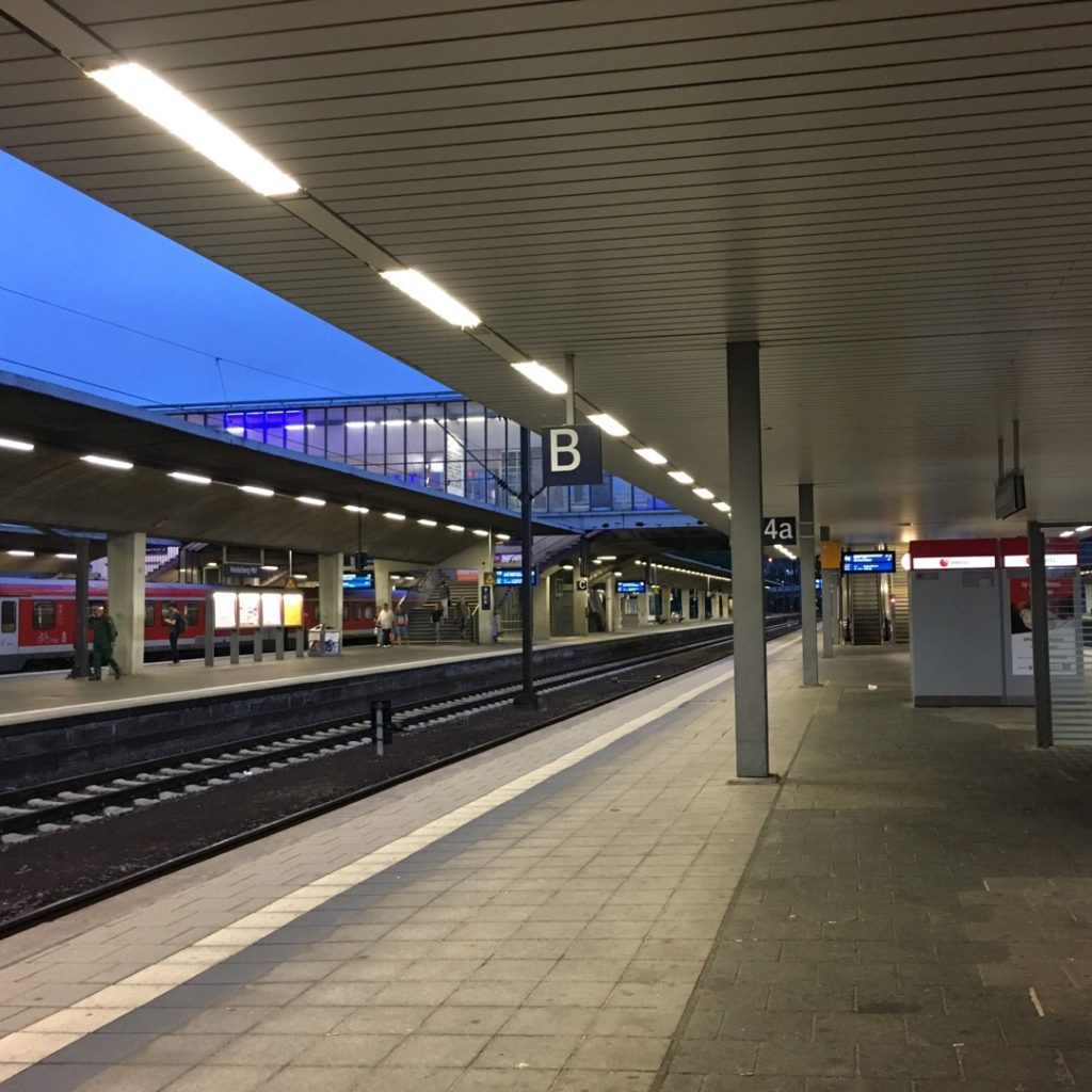 Heidelberg Train Station | rainerlife.com
