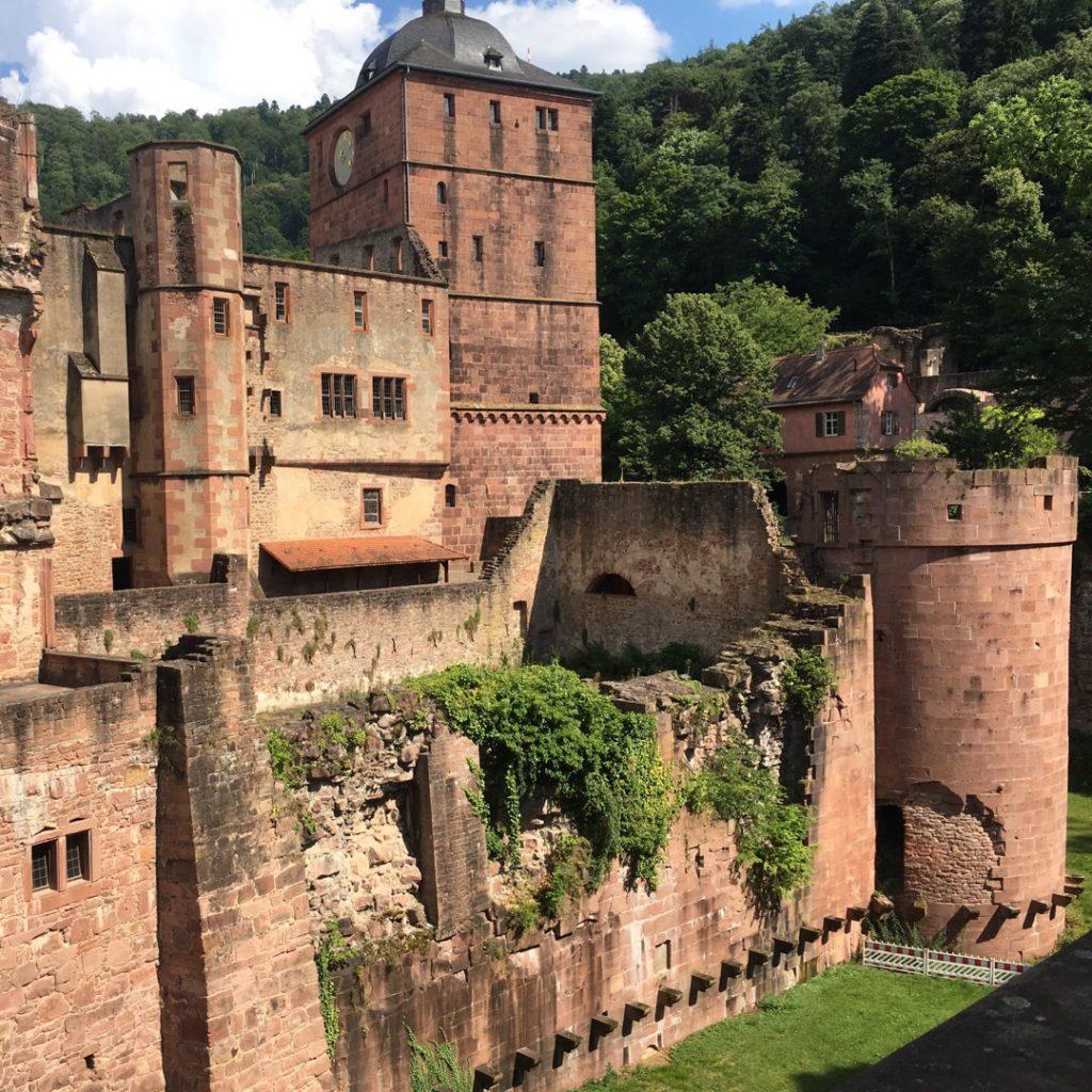 Heidelberg Castle (Heidelberger Schloss) | rainerlife.com