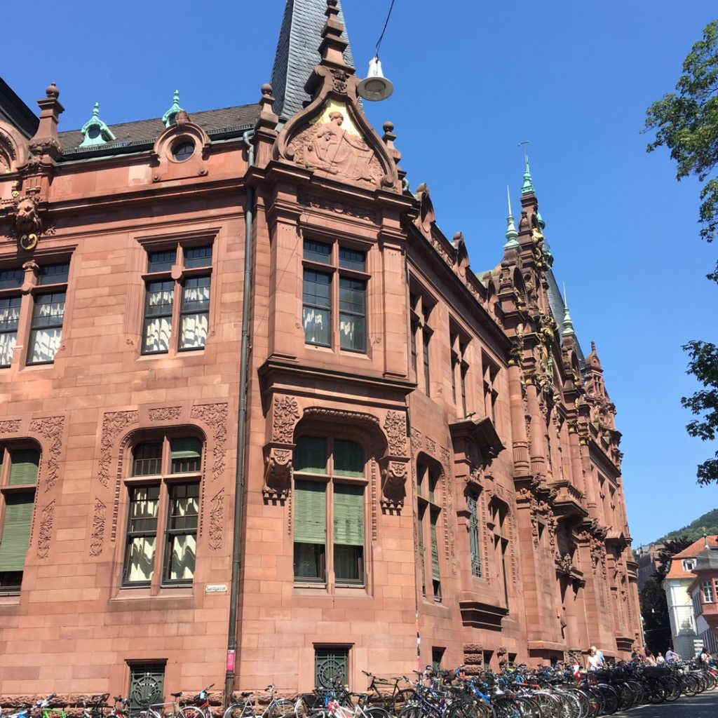 University Library {Heidelberg, Germany} | rainerlife.com