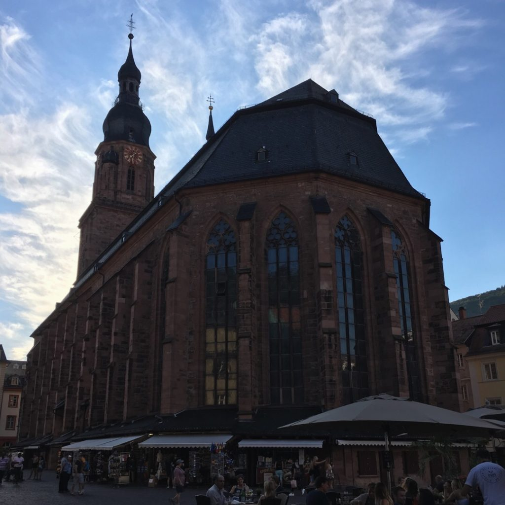 Church of the Holy Spirit (Heiliggiestkirche) {Heidelberg, Germany} | rainerlife.com