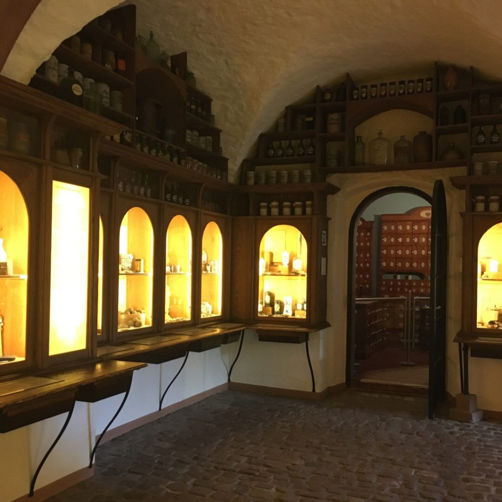 Apothecary Museum at Heidelberg Castle | rainerlife.com