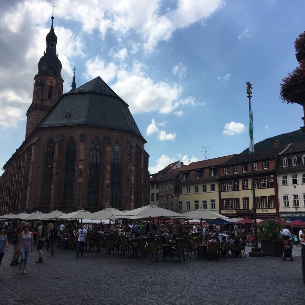 Market Square {Heidelberg, Germany} | rainerlife.com