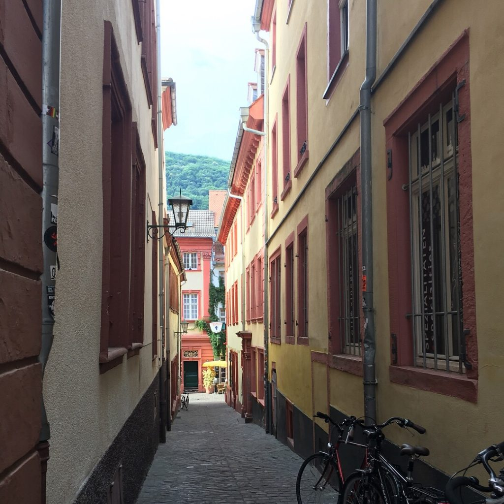 Old Town Heidelberg, Germany | rainerlife.com