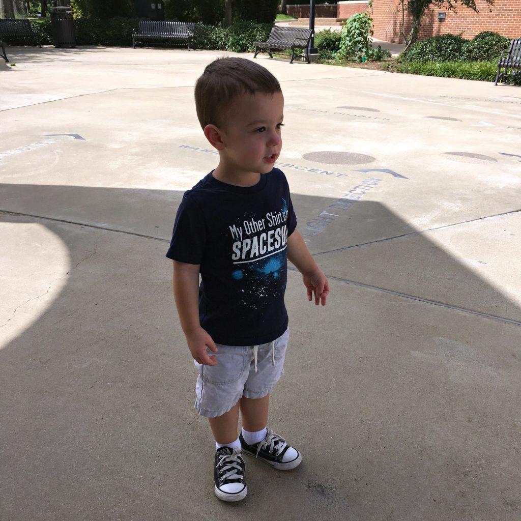 Gavin at CESSE | rainerlife.com