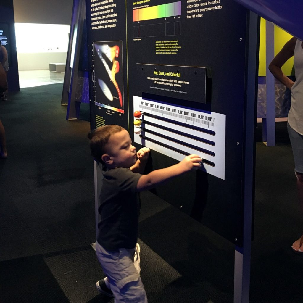 Gavin at Perot Museum of Nature & Science | rainerlife.com