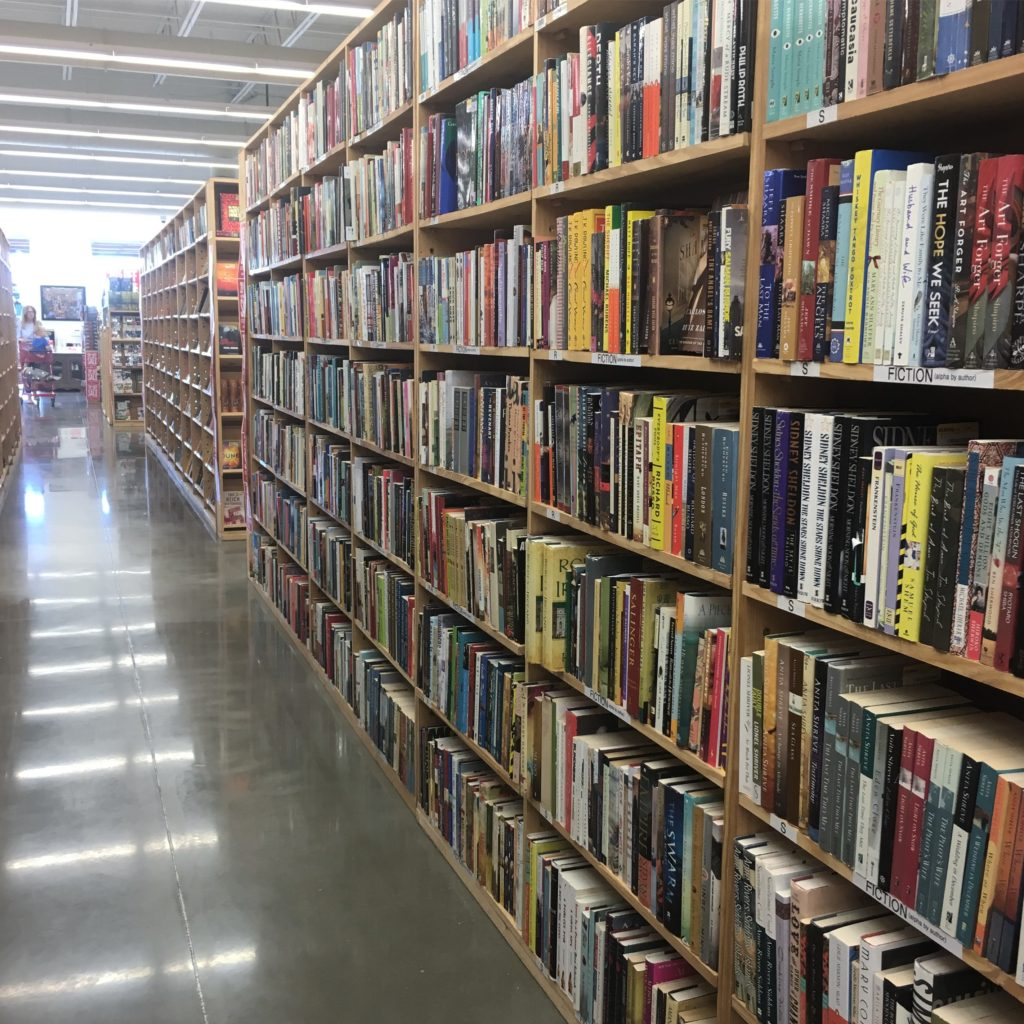 Half Price Books | rainerlife.com