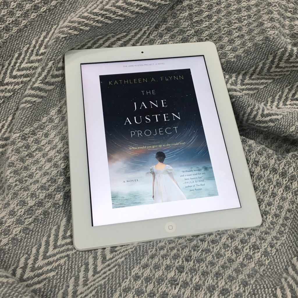 The Jane Austen Project by Kathleen A. Flynn | rainerlife.com