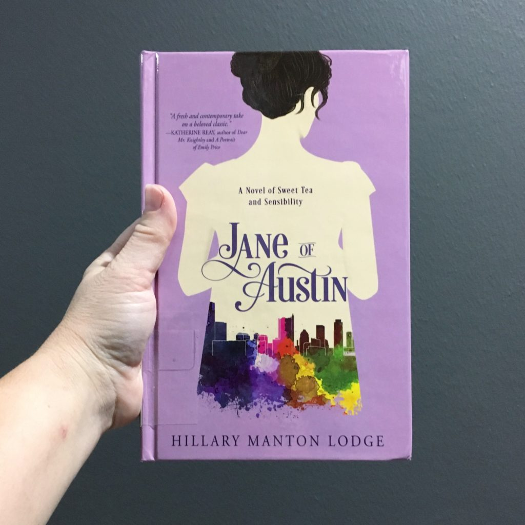 Jane of Austin by Hillary Manton Lodge | rainerlife.com
