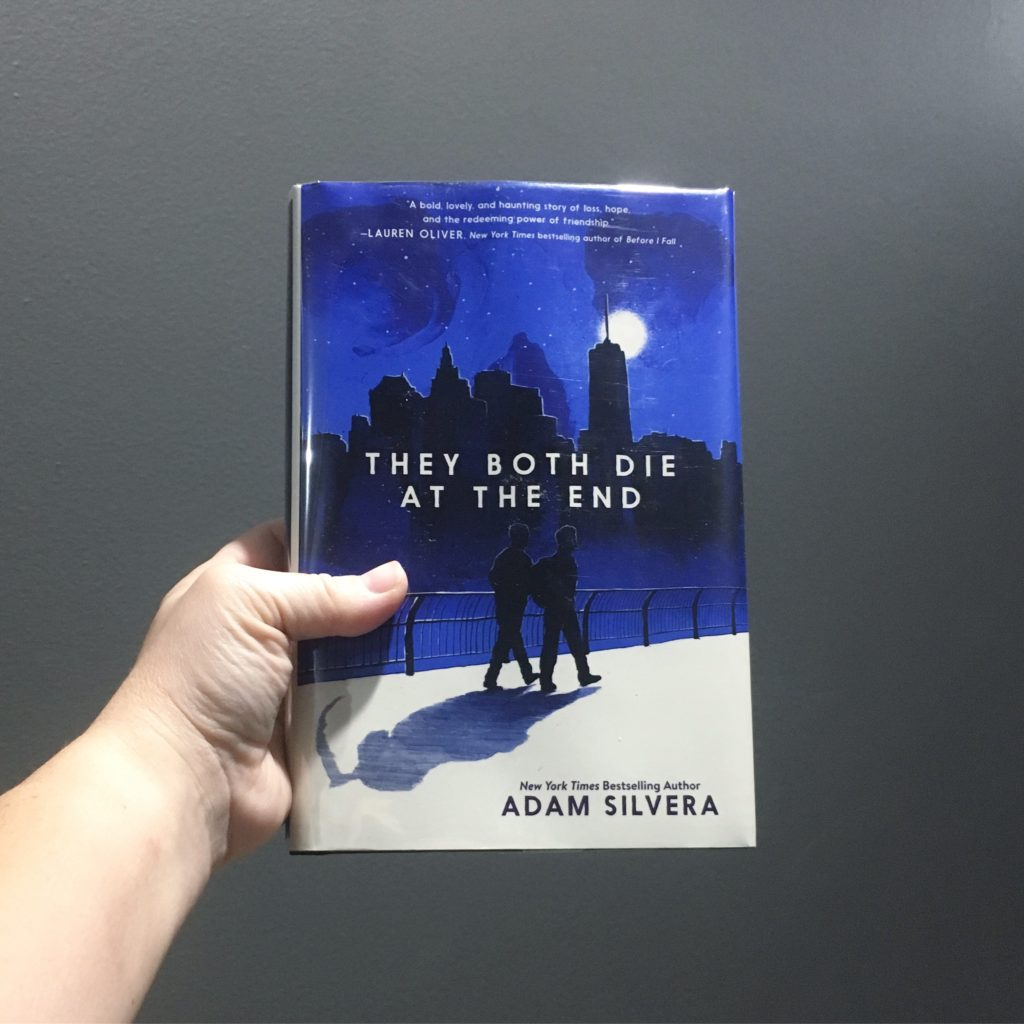 They Both Die at the End by Adam Silvera | rainerlife.com