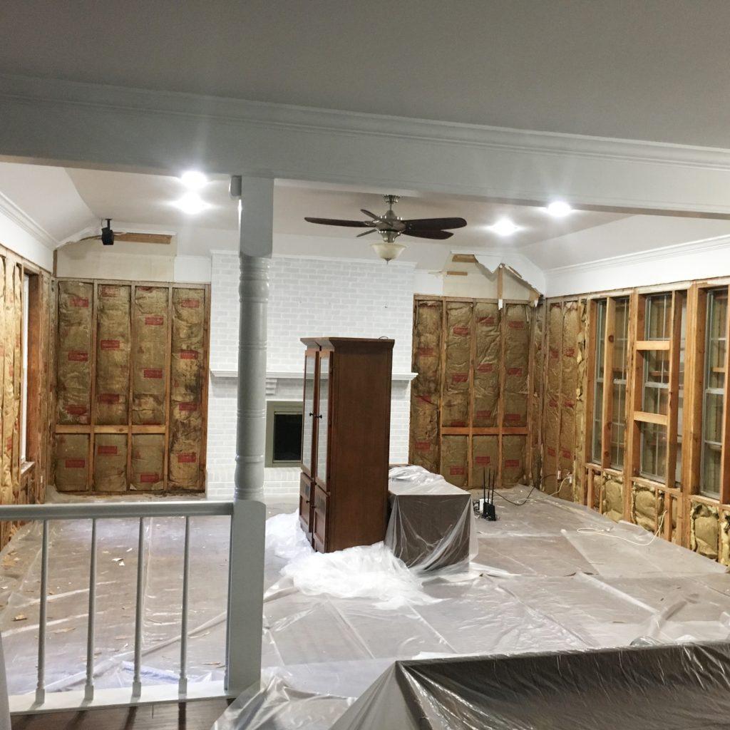 Living room remodel | rainerlife.com